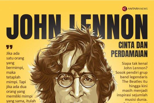 John Lennon, cinta dan perdamaian