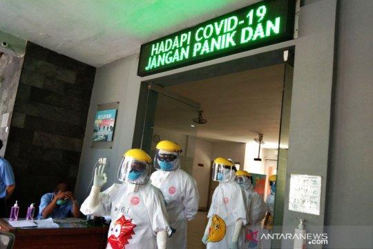 Pasien positif COVID-19 di Bantul bertambah 10 menjadi 776 orang