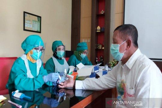 1.093 ASN Pemkab Kulon Progo telah lakukan tes cepat cegah COVID-19