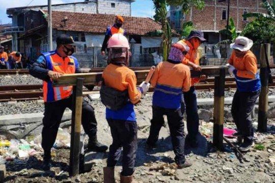 Tingkatkan keselamatan, KAI Cirebon tutup 14 perlintasan sebidang
