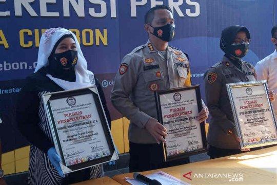 Polresta Cirebon tangani 59 kasus kekerasan terhadap anak