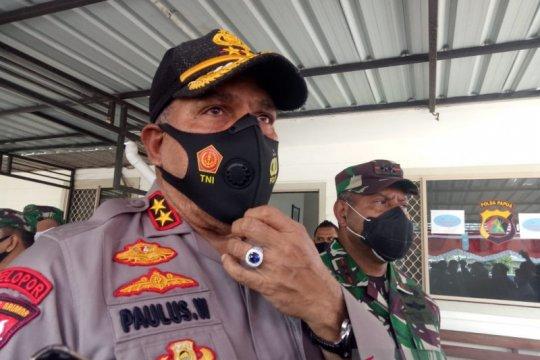 KKB Intan Jaya 23 kali lakukan teror penembakan selama 2020