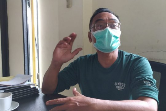 Wabup Kayong Utara positif COVID-19