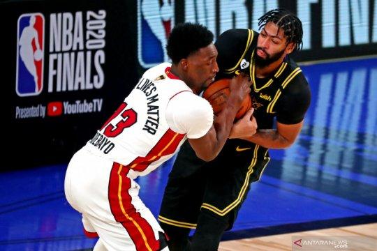 Pemain Lakers Anthony Davis siap untuk Gim 6 Final NBA