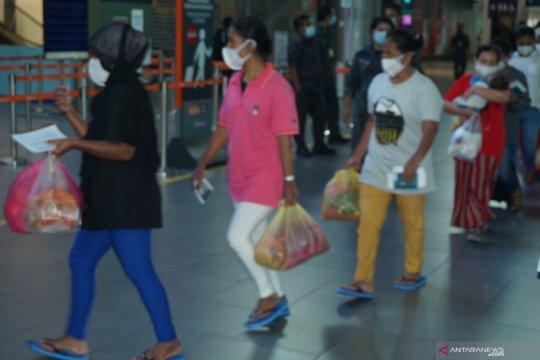 500 PMI ilegal dipulangkan dari Malaysia