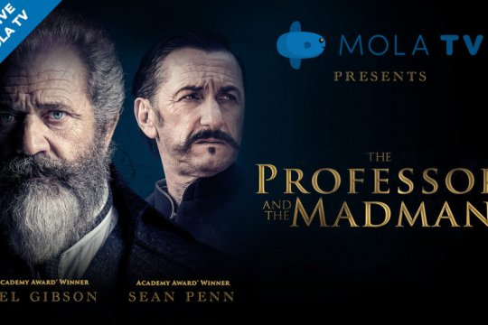 """The Professor and the Madman"" tayang eksklusif di Mola TV"
