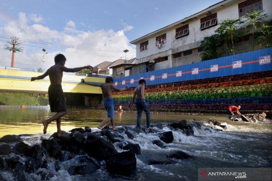 Bank Rakyat Indonesia kembalikan fungsi sungai sebagai penyangga kehidupan
