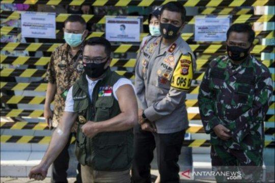 Gubernur apresiasi kinerja Rudy Sufahriadi terkait penanganan COVID-19