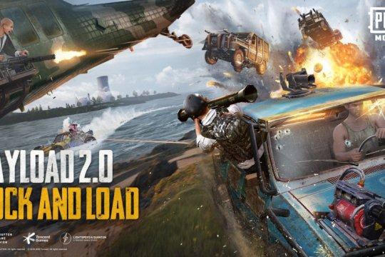 """PUBG Mobile rilis pembaruan """"Payload 2.0"""" dan fitur permainan terbaru"""