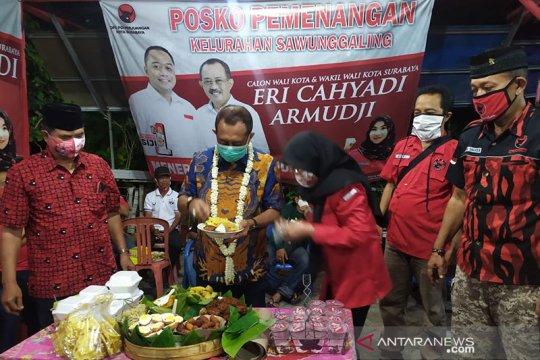 Armuji ajak warga Surabaya tolak politik uang jelang pilkada