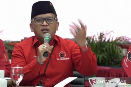 Megawati ingatkan kader PDIP tak terlena dua kali menang Pemilu