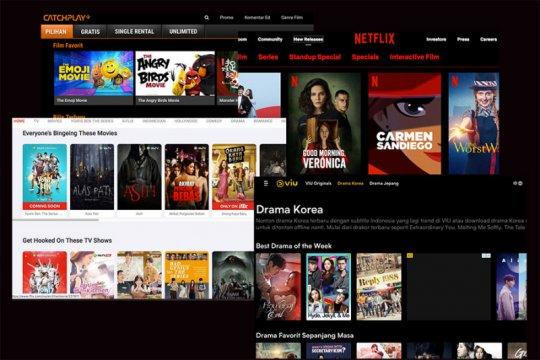 """Layanan """"streaming"""", tantangan dan peluang perfilman Indonesia"""