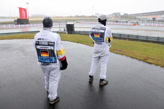 FIA siapkan rencana cadangan antisipasi cuaca buruk di Nurburgring