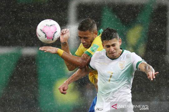 Kualifikasi Piala Dunia 2020: Brazil kalahkan Bolivia 5-0