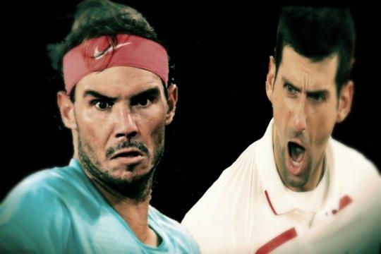 Tantang Nadal di Paris, Djokovic: Ini bukan laga biasa