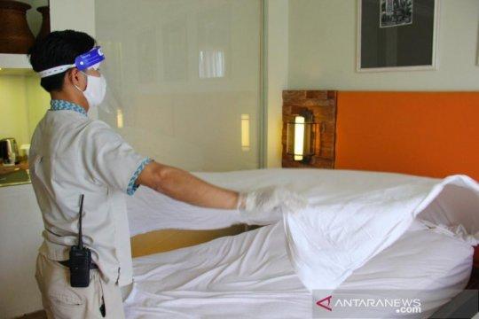 Menparekraf: Ribuan kamar hotel disiapkan tampung pasien COVID-19