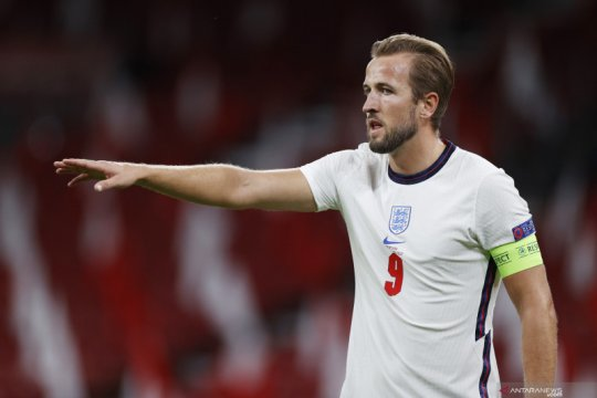 Harry Kane terancam absen bela Inggris lawan Belgia karena cedera