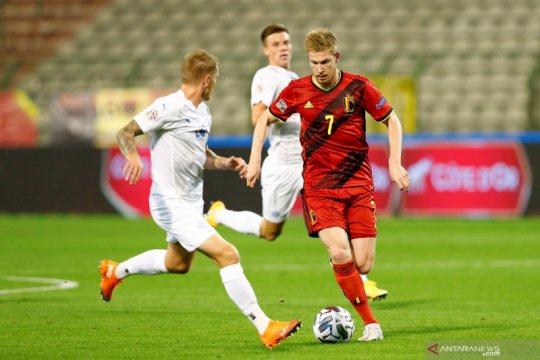 Kevin de Bruyne undur diri dari timnas Belgia dan kembali ke City