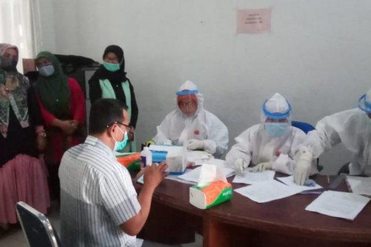 Tujuh warga Solok Selatan dinyatakan positif COVID-19