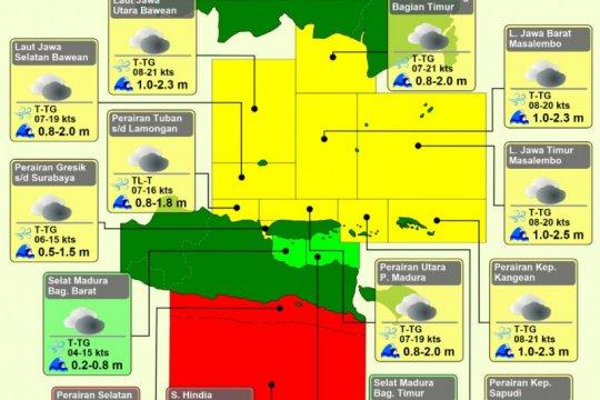 BMKG prediksi angin kencang di sejumlah wilayah Jatim