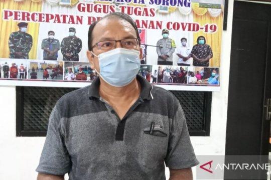 Kasus COVID-19 Kota Sorong bertambah menjadi 1.223
