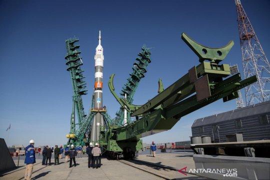 Jelang peluncuran Soyuz MS-17 pada misi menuju Stasiun Luar Angkasa Internasional