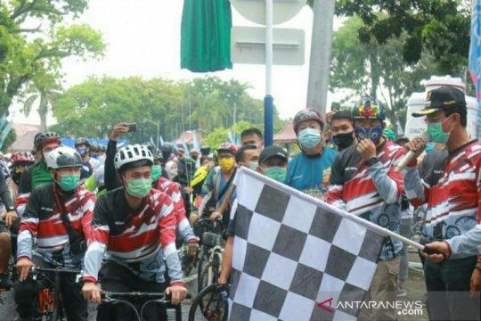 Palembang operasionalkan jalur sepeda