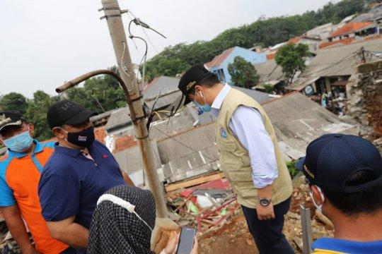 Dana sekitar Rp1 triliun dikucurkan untuk tanggulangi banjir ibu kota