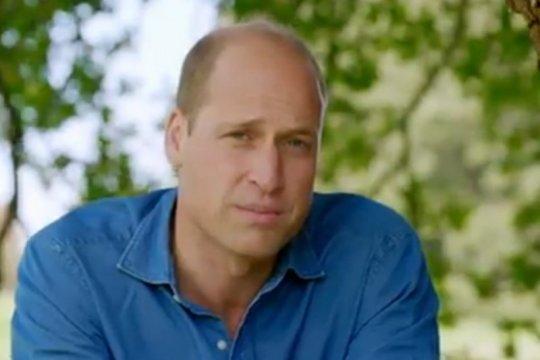 Pangeran William bicara di TED Talk untuk pertama kali