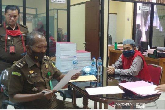 Kejari rampungkan dakwaan untuk kasus penyelewengan infak Masjid Raya