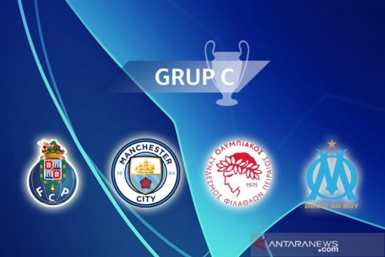 Grup C Liga Champions: tonggak kemenangan Manchester City atas UEFA