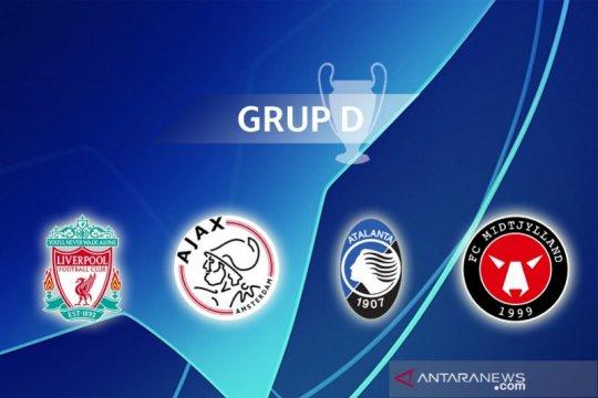 Grup D Liga Champions: Liverpool dan pembuktian dua kuda hitam