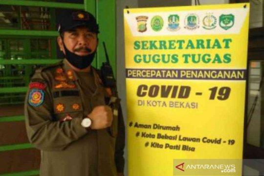 Pemkot Bekasi segel 11 tempat usaha selama berlaku Maklumat Wali Kota