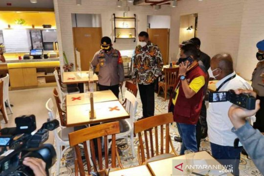 Maklumat pembatasan aktivitas usaha tidak diperpanjang di Bekasi