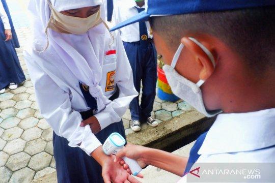 13 sekolah di Kota Tanjungpinang mulai belajar tatap muka