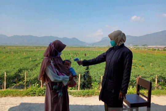 Cerita posyandu balita Desa Bedana di tengah pandemi