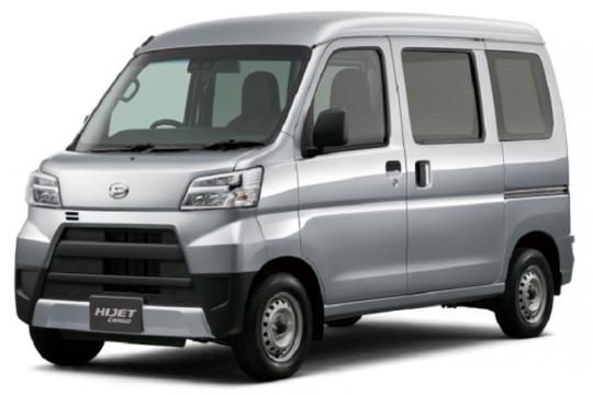 "Daihatsu perbarui ""Smart Assist IIIt"" untuk Hijet dan Atrai Wagon"