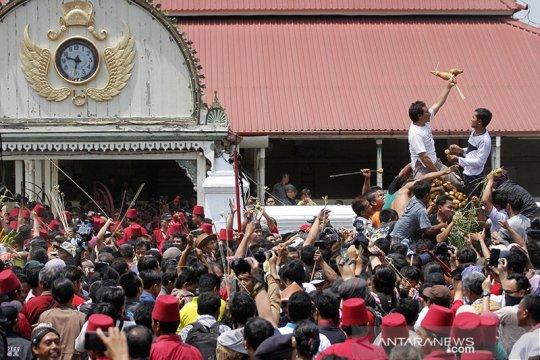Keraton Yogyakarta tiadakan Grebeg Maulud cegah penyebaran COVID-19
