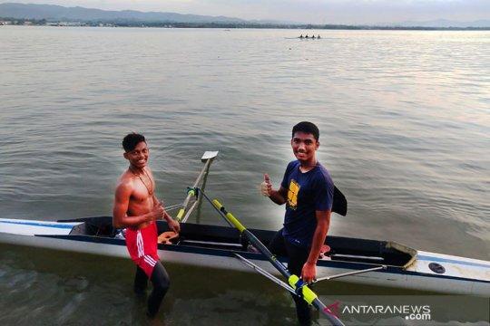 Sultra godok 22 atlet rowing hadapi PON XX