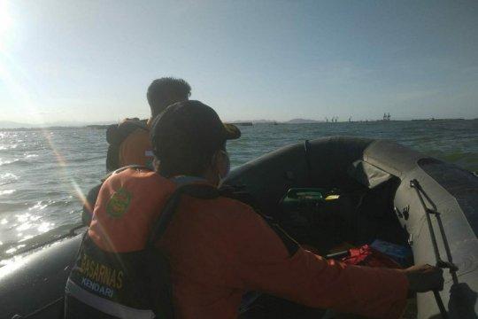 Basarnas Kendari cari seorang surveyor kapal hilang di dermaga PT OSS
