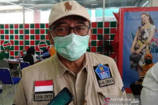 Kasus baru COVID-19 di Kabupaten Cirebon mulai turun
