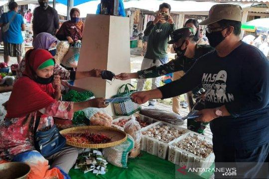 DIY bagikan satu juta masker bantuan BNPB