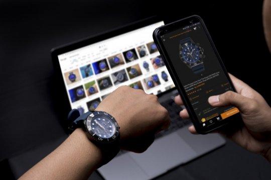 Berburu puluhan merek arloji hasil kurasi lewat satu aplikasi