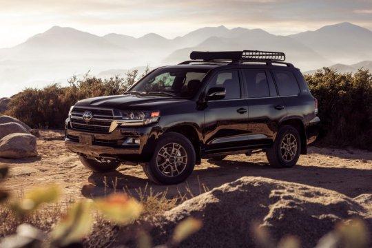 Toyota Land Cruiser bakal setop produksi?