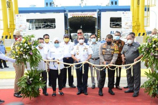 PT PP tuntaskan pembangunan Dermaga IV Pelabuhan Merak-Bakauheni