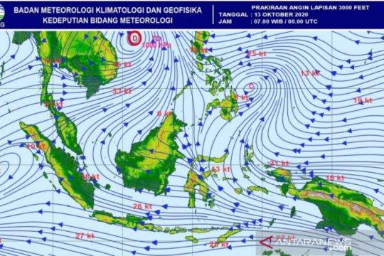 BMKG: Sirkulasi Eddy landa wilayah di Aceh hingga akhir pekan