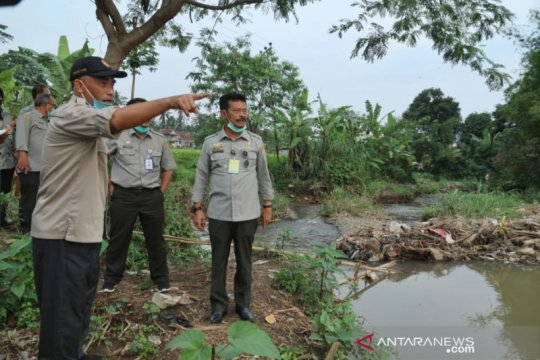 Mentan ungkap 3 agenda atasi lahan puso akibat banjir bandang Sukabumi
