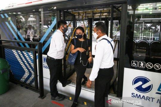Cek  modifikasi rute TransJakarta imbas aksi di Istana Merdeka