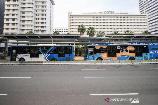 TransJakarta tambah empat rute pengalihan antisipasi aksi unjuk rasa
