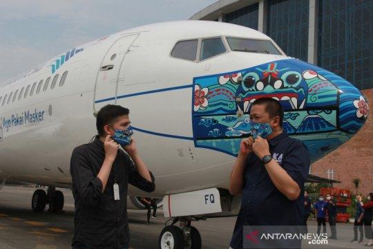 Hari penerbangan, Garuda syukuri kekuatan pasar domestik saat pandemi